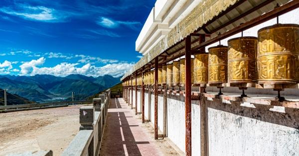 Kinh luân – Pháp khí Phật giáo mật tông Tây Tạng