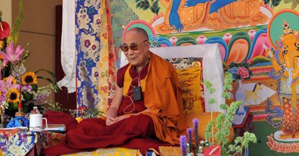 Thánh Đức Đạt Lai Lạt Ma thuyết giảng cho Thanh thiếu niên Tây Tạng
