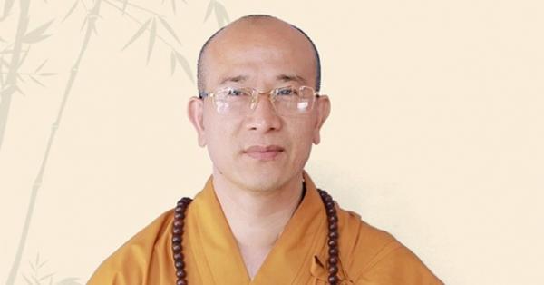 Thầy Thích Trúc Thái Minh