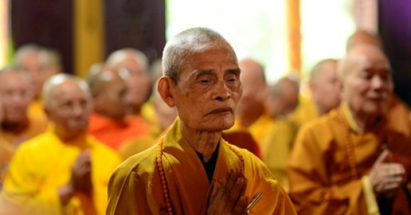 Đức Đệ tam Pháp chủ Hội đồng Chứng minh Giáo hội Phật giáo Việt Nam tân viên tịch